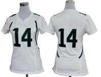 Women Short Nylon White 14# Womens Jersey Blackmon Football Jerseys 2013 New Season Cheap National Football Jerseys High Quality Cheap Team Jerseys HOT SALE