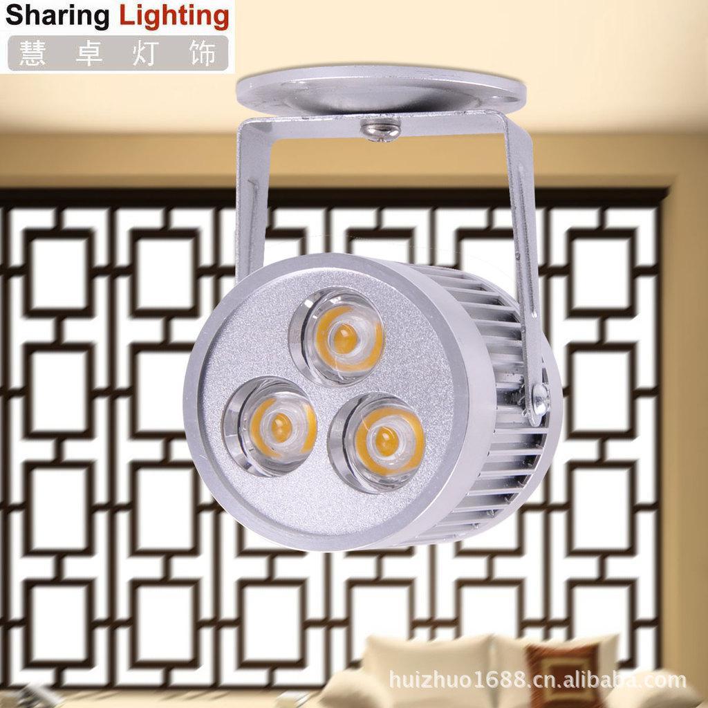 factory direct supply led track spot light spotlight 3w. Black Bedroom Furniture Sets. Home Design Ideas