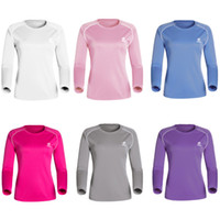 Cheap Women Champion Sportswear Cycling Shirts Tops Quick- Dr...
