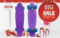 Wholesale Penny Organic quot Skateboard Cruiser Penny Skate Board