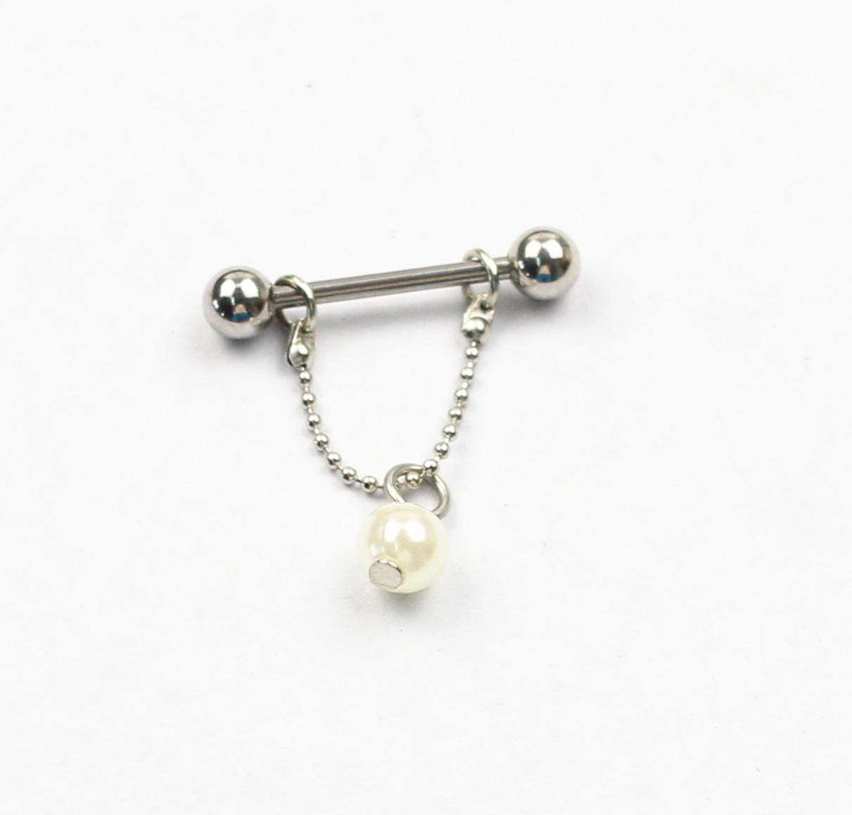 Cheap Stainless Steel Nipple Rings