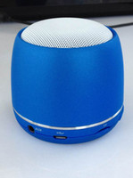 Wholesale Dogo DG168 Bluetooth Mini Speaker Wireless Loudspeaker Music Multimedia Player Micro SD Card USB Slot For Samsung iPhone MP4 Tablet PC