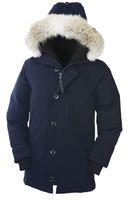 Wholesale blue men jackets sale man Chateau Parka down jackets man down coats A quality man dunjackor canada France Sweden