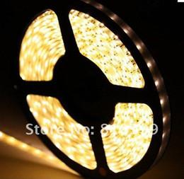 Super sell 5pcs Lot 12V White 5M 300leds Waterproof SMD 5050 LED Strip Light Flexible led Strip