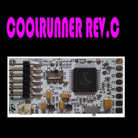 Wholesale NEW coolrunner Rev C without MHZ Oscillator Crystal for A RGH Corona for xbox360