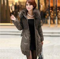 Wholesale new design winter down jacket women duck s down coat women s down jackets big size S XXXL