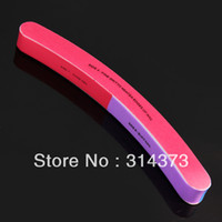 art curves - 5pcs CURVED Ways Nail Art Mulit Function Sanding File Shiner Buffer Buffing Block Manicure Pedicure Nail Art Care Tool