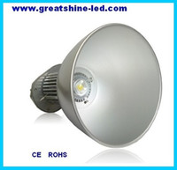 Wholesale to USA AC85V V COB led chips w led high bay light used for supermarkets and exhibition halls