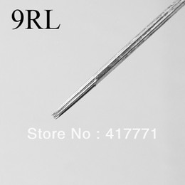 Wholesale 50 Disposable Round Liner sterile Sterilized Tattoo Machine Needles RL