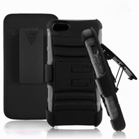 Wholesale Brand New Fashion Robot hybrid Two in One Silicone TPU PC iPhone5C case back splint cover skin with stand holder for iphone C