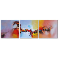 More Panel acrylic canvas - Abstract Oil Painting Acrylic Canvas Art Decor New High Quality Modern Contemporary Expressionism Artwork Pieces Framed Hot Design