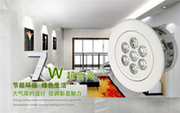 Wholesale Modern W LED Downlight Dimmable Ceiling Light V V V Indoor Lighting Home Kitchen Cabinets Spot Lights Warm White Cold White