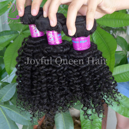 Wholesale Queen hair Guaranteend quality AAAA Grade virgin mongolian kinky curly hair factory price