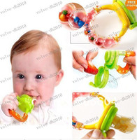 Wholesale LLFA2460 New Cleva mama Cleva Feed Baby Fresh Food Safe Feeder Baby Weaning