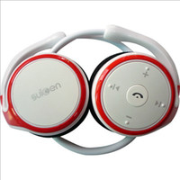 Wireless Computer Stereo Christmas Gift portable sport Wear comfortable wireless stereo Bluetooth Headset headphone Suicen AX-610 for iphone 5 5C Free Shipping