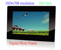 Wholesale High definition Inch Digital Photo Frame Multifunction Music Video Player Ebook Calend Clock