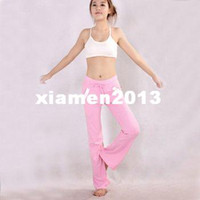 Spandex foldover yoga pants - NEW Sexy Comfortable Pink YOGA Pilates Fitness Workout FOLDOVER Butt Pants amp
