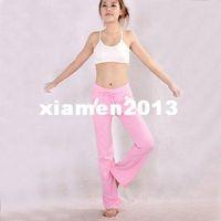 Unisex foldover yoga pants - NEW Sexy Comfortable Pink YOGA Pilates Fitness Workout FOLDOVER Butt Pants amp