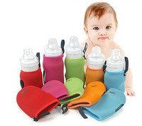 Nursing Privacy Wrap Feed Bag - LLFA2462 Baby Kid Feeding Bottle Warmer thermal insulate Cup Cushion Bag S size cm