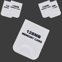 Wholesale Memory Card For Wii Nintendo MB GameCube Blocks White pc