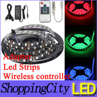 new Led Flexible Strip RGB 12V 5M SMD 5050 60LED M Waterproo...