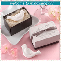 Wholesale 2013 New Wedding Love Dove Scented Soap Favors Cute Love Bird Bridal Soap Baby Shower Birthday Gifts