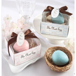Wholesale Marriage Wedding Gift Soap Wedding Favours And Gifts Wedding Gifts Mini Egg In Bird s Nest