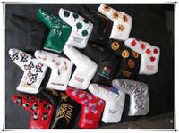 Wholesale Putter Head Cover Golf Headcovers