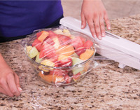 Wholesale Wraptastic Food Wrap Dispenser Aluminum Foil Wax Paper Cutter