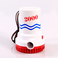 Wholesale 12V DC Submersible Fishing Boat Water Pump Bilge Pump GPH with Manual