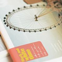 Precio de Cuadernos forrados diarios-Libro de nota clásico del diario del cuaderno de la vendimia romántica solo línea - ¡El envío libre de Paris libera!