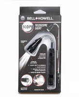 bell howell iscope - Promotion New Bell amp Howell iScope I Scope Telescopic Light Outdoor Light