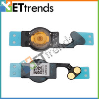 Wholesale Home Button Flex Cable Ribbon for iPhone G Replacement Repair Parts AA0073
