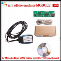 7 in 1 7in1 Adblue Emulation Truck Remove Tool for Mercedes-...