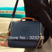Women Plain PU Hot sell Shoulder Bags women handbag BK177, Designer Handbags+Free shipping
