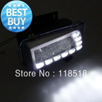 12V   Excellent Car-Specific Light Truck LED DRL LED Daytime Running Light LED for Free Shipping