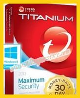 Wholesale Arrived Immediately Trend Micro Titanium Maxmium Security Year Days