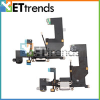 Wholesale Original Headphone Jack Charging Port Dock Connector Signal Antenna Flex Cable for iPhone G Replacement Repair Parts AA0079