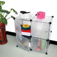 Wholesale DIY Variety modular grid with door locker storage cabinets