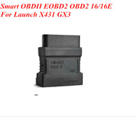 Wholesale Attention Attention Smart OBDII EOBD2 OBD2 E Connector for Launch X431 GX3 Bset Quality