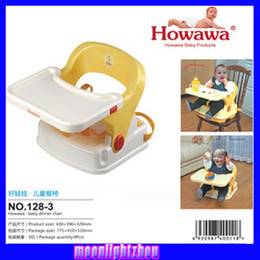 Wholesale Multifunction Portable adjustable child chair baby chair baby table X