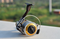 Cheap GF1000a 2000a 3000a 4000a 5000a Metal Spinning Wheel Fishing Reels