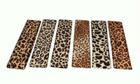 Mixed Colors leopard headband - 12X LEOPARD ANIMAL STRETCH FABRIC HEADBAND NYLON HEADBANDS FOR WOMAN AND MAN DROP SHIPPING