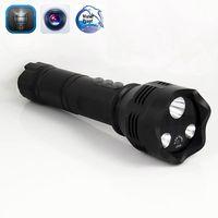 Wholesale HD P Waterproof LED Flashlight Torch with Hidden Digital Spy Camera Video DVR Camcorer