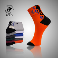 Wholesale 2013 Designer Brand New Men s socks cotton SIX colors drop shipping weekly socks pl1124