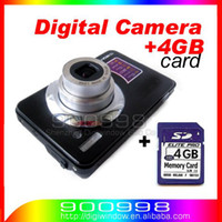 Wholesale 15 M Pixels Camera Digital Camera GB card battery camera bag gift