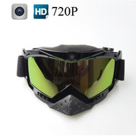 Wholesale Stylish P HD Ski and Hiking Goggles Glasses with Sport Action Video Digital Camera for Both Men and Women