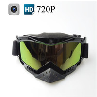 Wholesale 2012 NEW amp HOT Ski Goggles DV Video Sports Camera DVR Camera Ski Glasses p HD EB3001