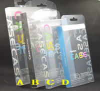 4 SIZE Plastic Retail Package Box for iphone 4 4S iphone 5 5...