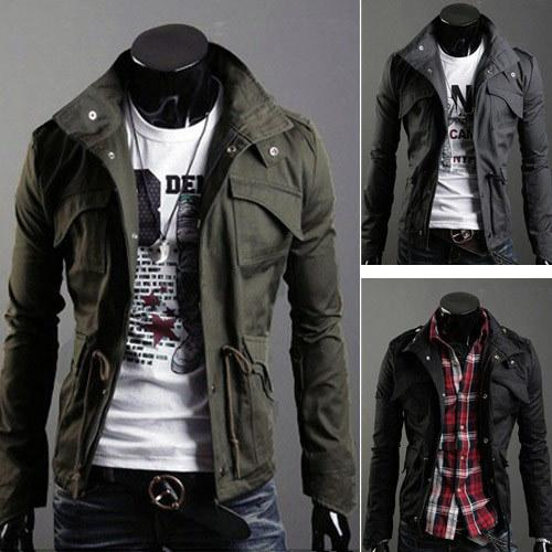 Jeansian Mens Jackets Blazer Coats Shirts Tops Outerwear Stylish